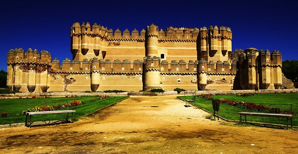 Castle-of-Coco-in-Spain