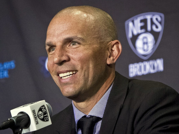 Nets Kidd Basketball