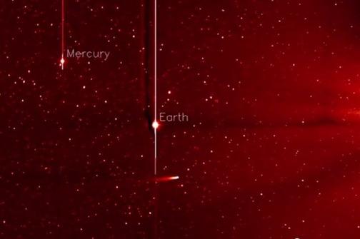 kometa-sunce
