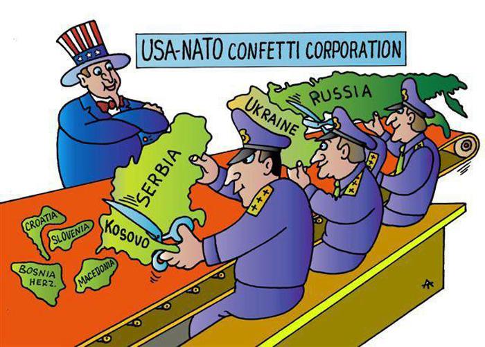 nato vs russia 3 НАТО најавио директну интервенцију у Украјини: Да ли је општи рат неизбјежан?