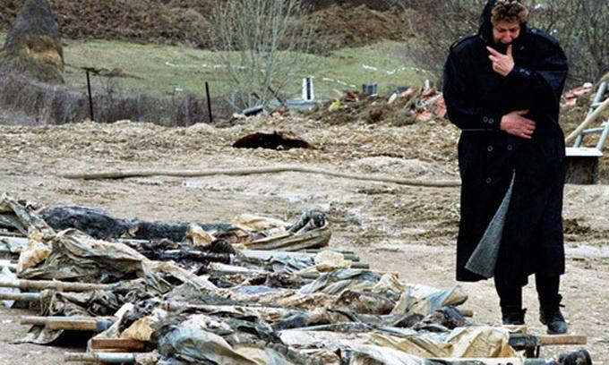 Kolona duga 25 godina Oluja-zrtve