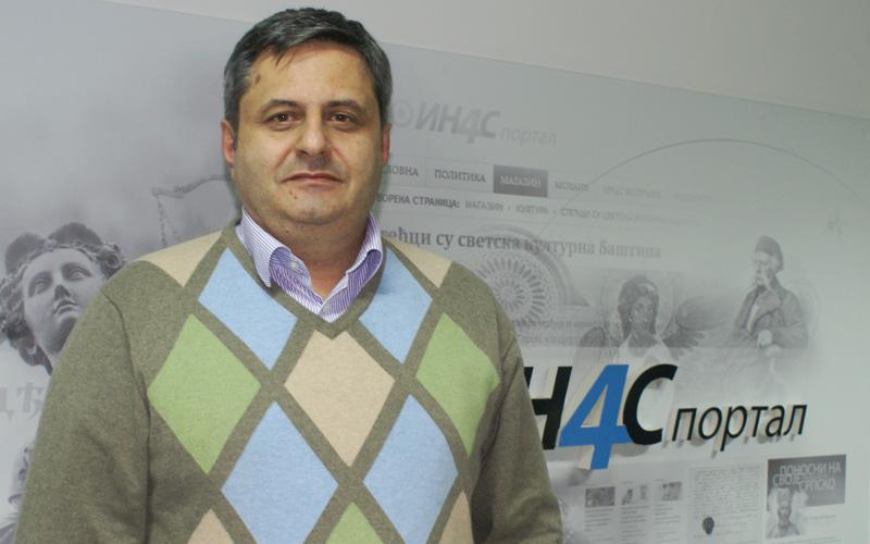 slaven radunovic in4s Народ у Црној Гори се стиди санкција Русији
