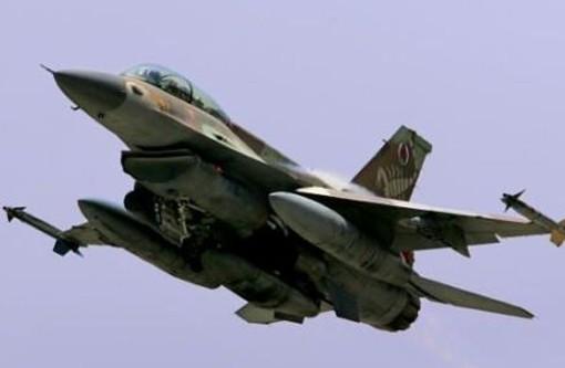 Izraelski-f-16