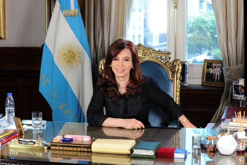 kristina argentina