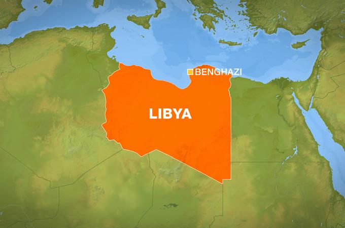 libija]