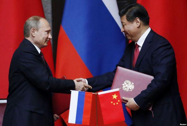 Rusija-Kina gasni sporazum