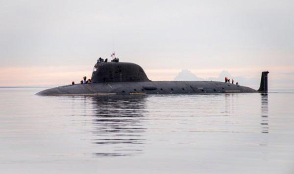 Podmornica-Rusija