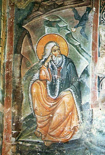 Prorok Ilija moracki