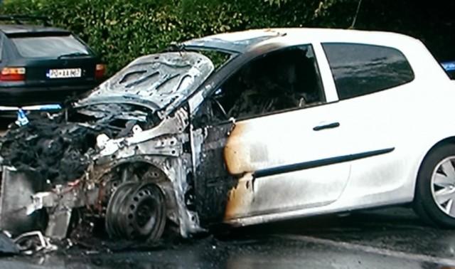 automobil eksplozija