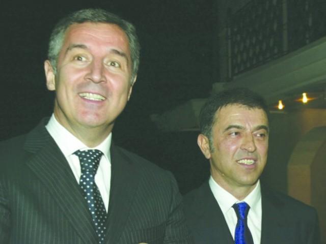 djukanovic subotic Шефови ДПС а актери међународних корупционашких афера