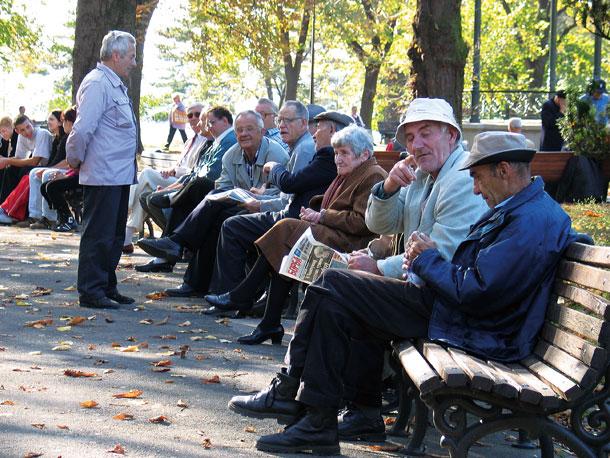 Резултат слика за penzioneri