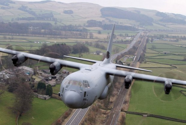 vojni transportni avion Скандалозно: Црна Гора тајно наоружавала украјинску војску