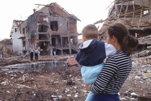 NATO bombardovanje Рат НATO а против Срба, највећи злочин у историји свијета