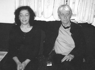 Ranko Jovovic i Nada Lazarevic