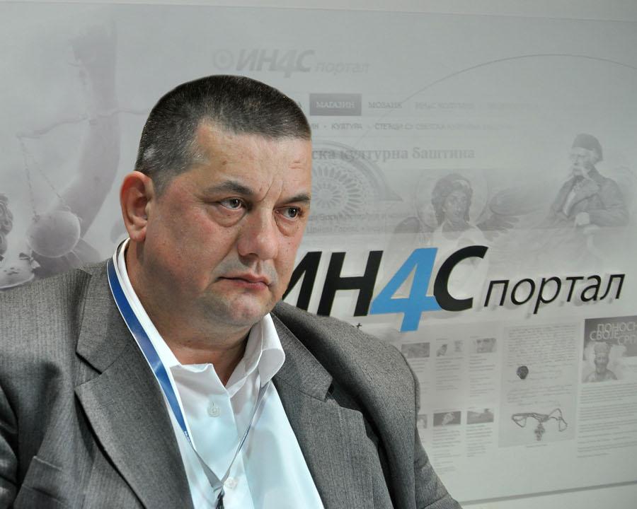 Gojko Raicevic za posavljanje Народ у Црној Гори се стиди санкција Русији