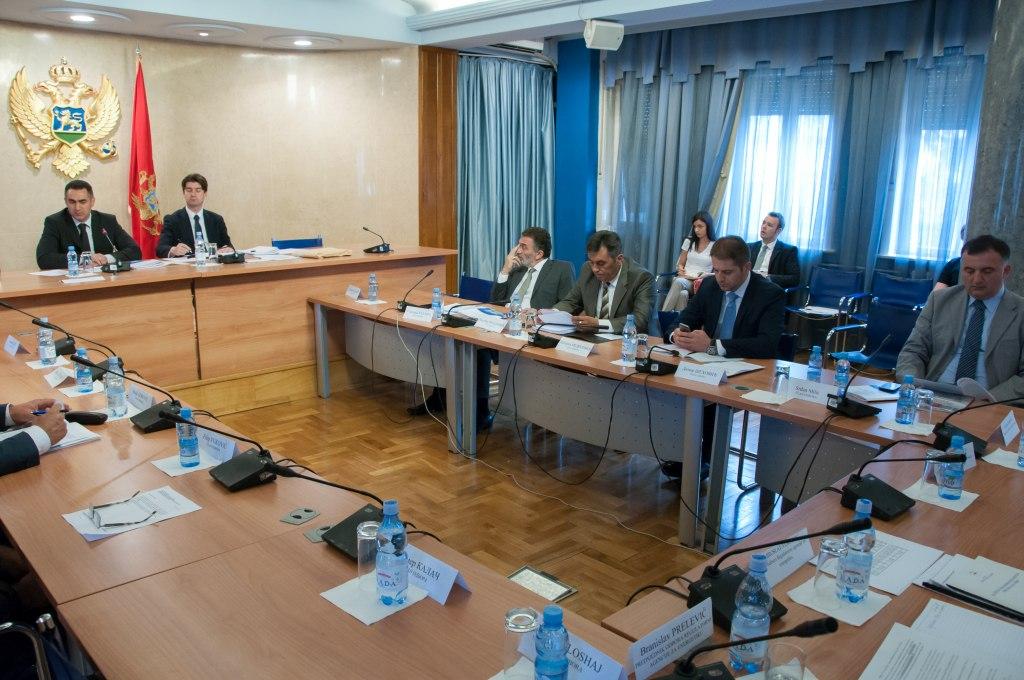 odbor za ekonomiju finansije i budzet