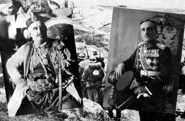 kralj Nikola i princ Aleksandar Идентитет данашње Црне Горе базиран на антисрпству, мржњи и фалсификатима