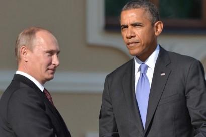 obama putin 409x272 Putin i Obama o ukrajinskoj krizi, Islamskoj državi, Iranu
