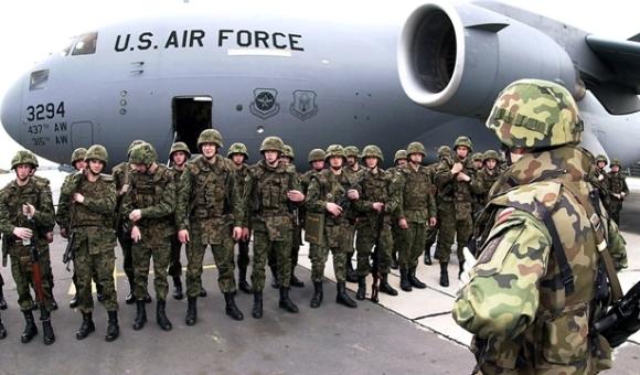 NATO trupe
