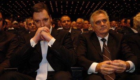 Nikolic  i Vucic
