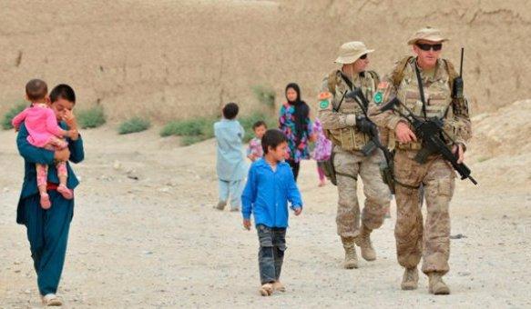 Vojska Crne Gore u Avganistanu