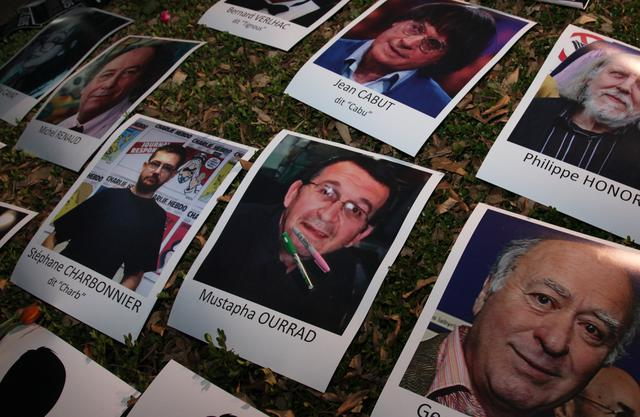 Mexico France Newspaper Attack
