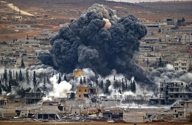 Mideast Islamic State Losing Kobani
