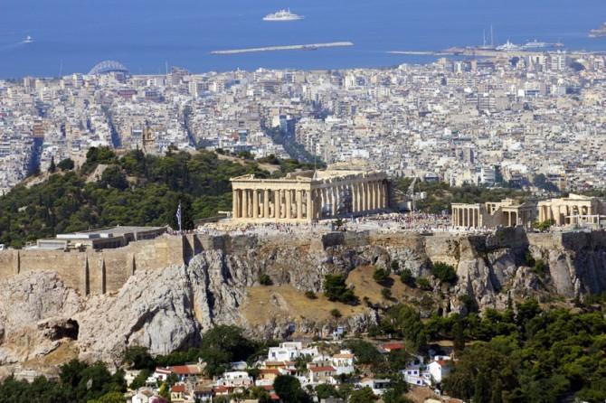 Akropolj-Atina-Partenon