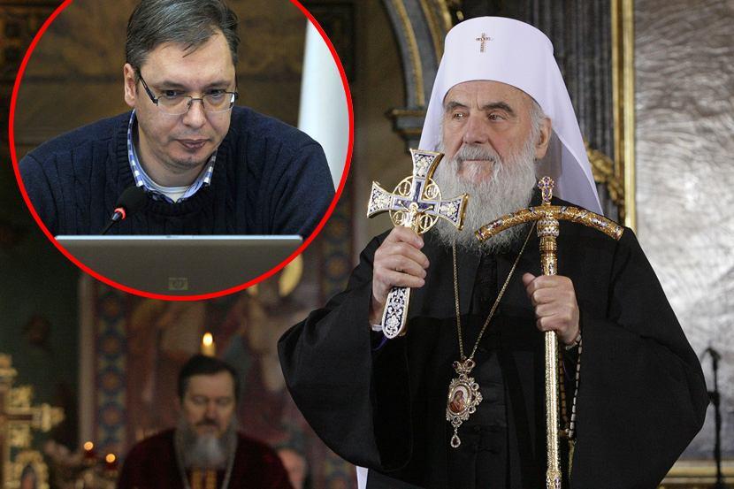 Liturgija-Patrijarh-Irinej-Aleksandar-Vucic