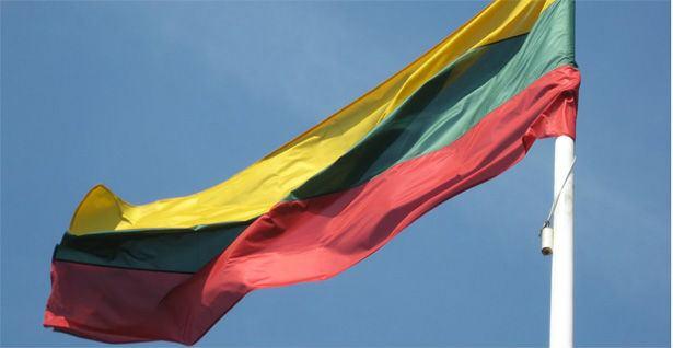 Litvanija zastava