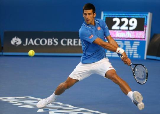Novak Djokovic 10