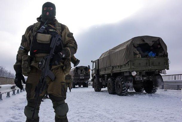 Vojnik-u-Donjecku
