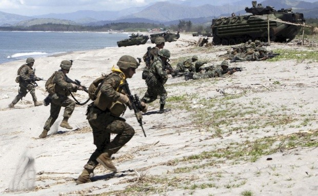 americka vojska-NATO