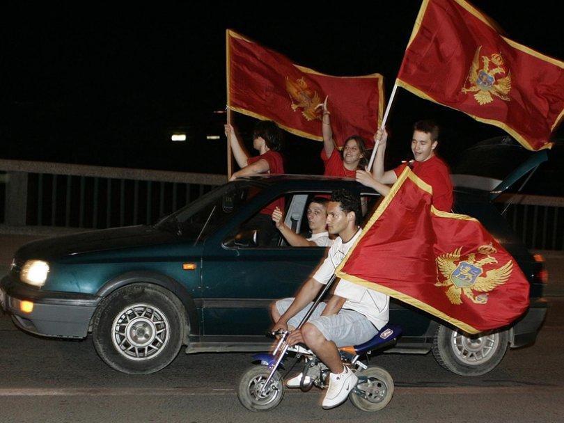 barjaci crnogorci
