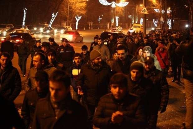 jermenija protest