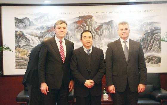 kinezi i vlada