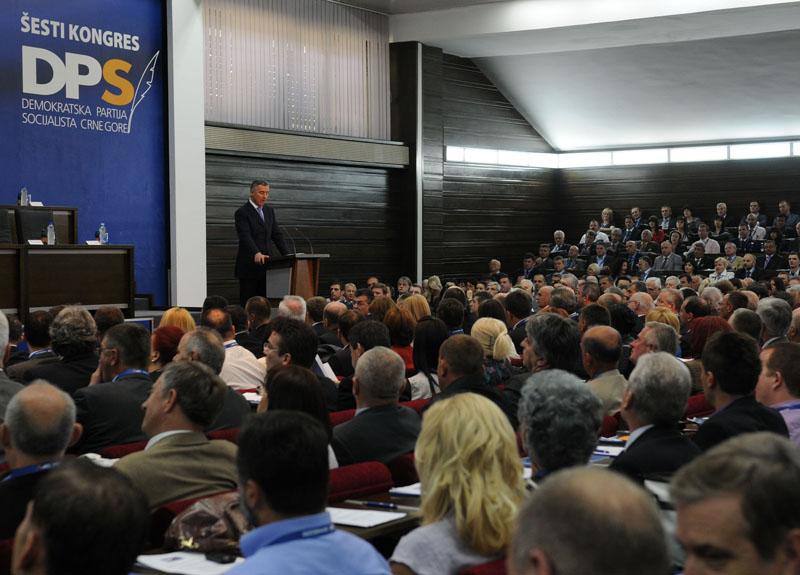 kongres dps VI