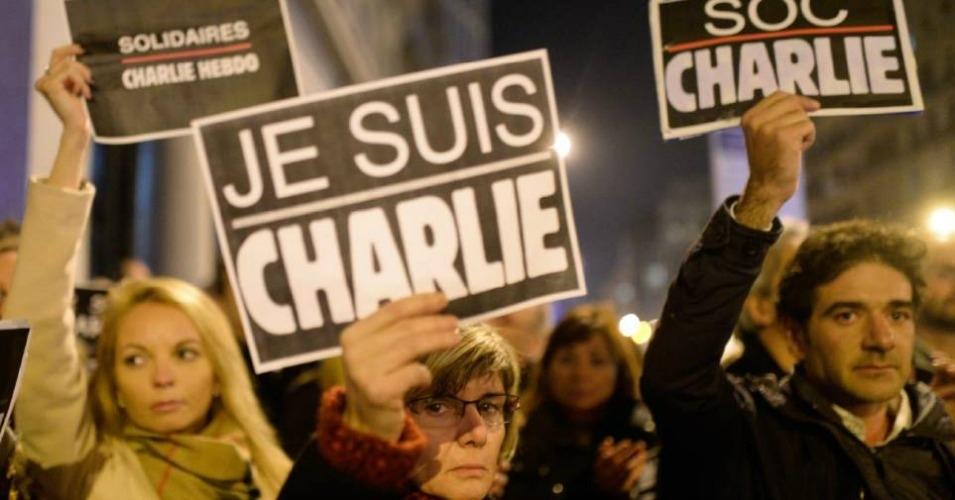 mars solidarnosti Pariz