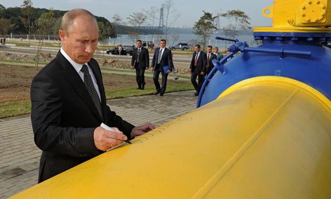 vladimir putin nafta