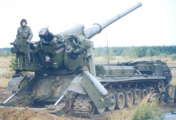 Војска Новорусије заробила најмоћнији украјински топ