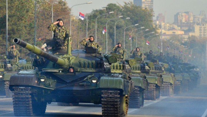 vojska srbije Лазански: Ко је Американцима дао шему како је оборен Ф 117?