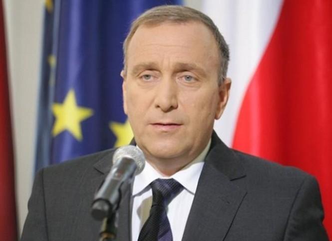 Šetina poljski ministar vanjskih