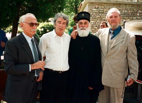 Jevrem Brkovic, Miras Dedeic, Sreten Perović, Mladen Lompar