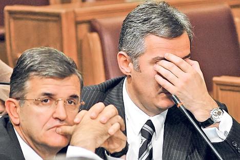 Marovic foto FONET Лекић: Нијесмо противници правој опозицији