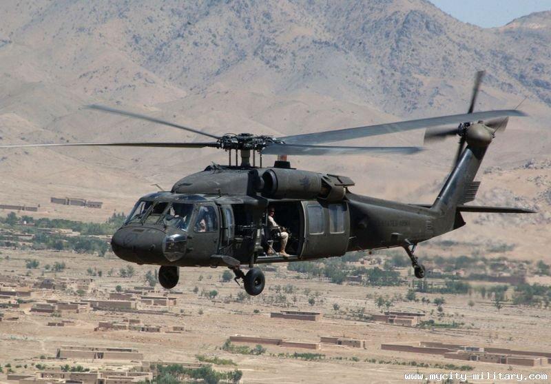 americki helikopteri