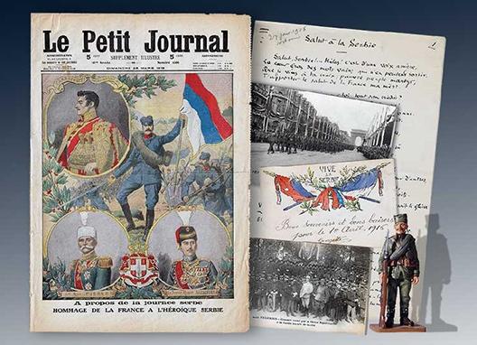 francuska i srbija