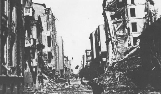 Bombardovanje Beograda - Drugi svjetski rat 02
