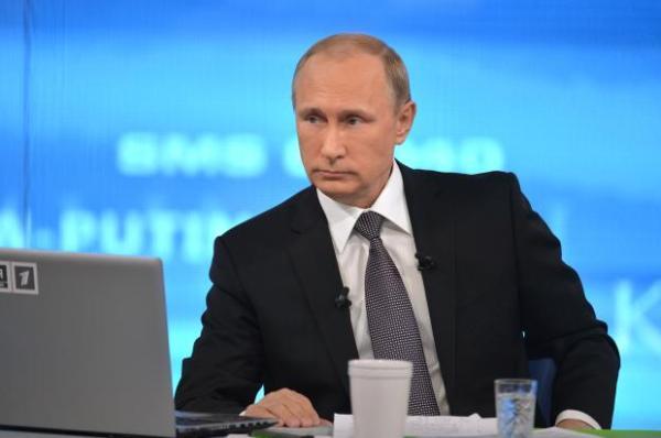 Vladimir Putin 114 Русија никад неће бити амерички вазал, САД ће проћи као СССР