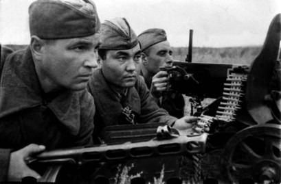 Ruski vojnici-Drugi svjetski rat01