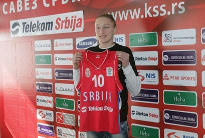 danijela pejdz 409x276 Pejdž: Nigdje se ne voli sport kao u Srbiji